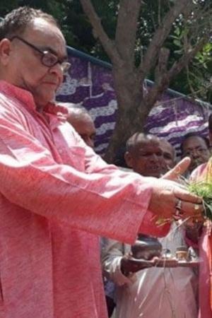 BJP Leader Bukkal Nawab