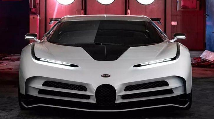 Bugatti Centodieci:Rs 64 Crore For 380 Kmph Top Speed And