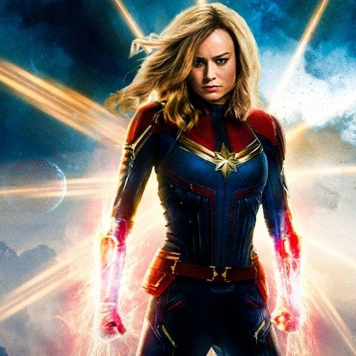 Cate Blanchett says Captain Marvel is her favourite female character.