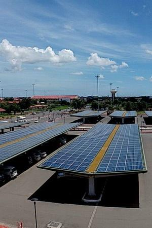 Cochin Airport Cochin Airport Solar CIAL Solar Kerala Floods