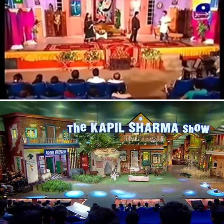Did you know The Kapil Sharma show is allegedly inspired by a Pakistani comedy show?