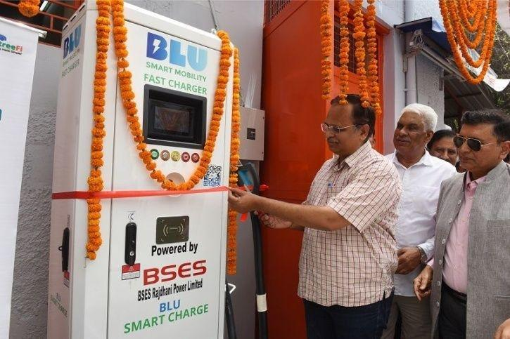 Electric Charging Stations, Delhi NCR Charging Stations, Noida Charging Stations, NCR EV Charging St