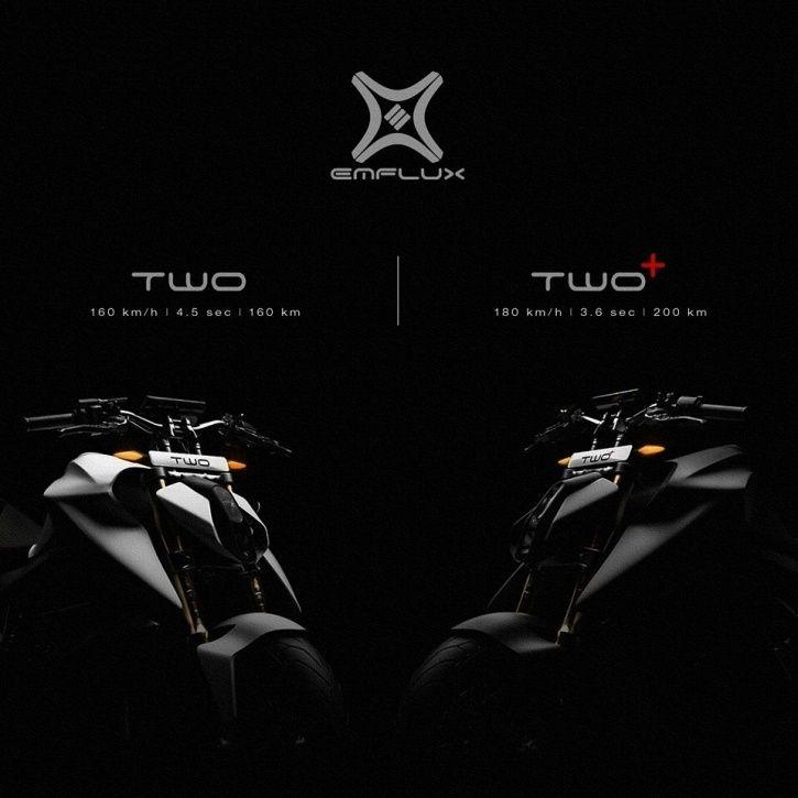 Emflux Two, Emflux Two+, Emflux Two Plus, Emflux Electric Superbike, Electric Superbike India, Elect