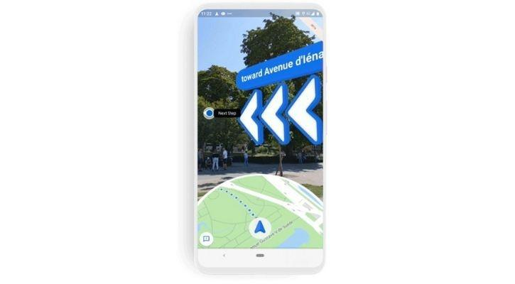 Google:Google Maps Finally Gets AR Navigation Feature, Which