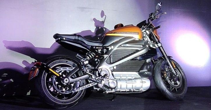 Harley Davidson LiveWire, Harley Davidson LiveWire First Look, Harley Davidson Electric Bike, Harley