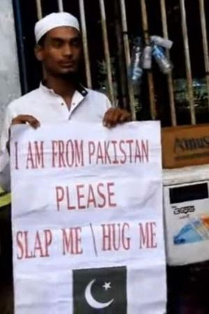 Hug Me Social Experiment