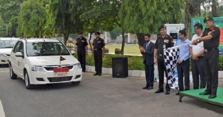Indian Army Electric Cars, Electric Cars India, Electric Cars Government, Army Inducts Electric Cars