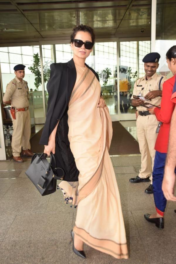 Internet Calls Kangana Ranaut 'Fake' After She Carries A Prada Bag ...