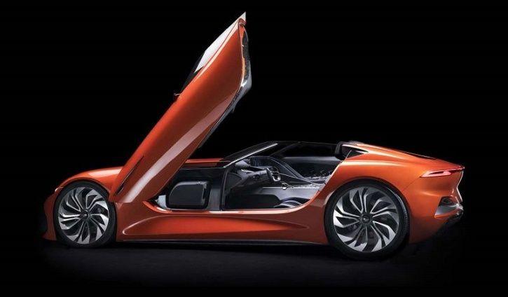 Karma SC1 Vision Concept, Karma Concept Car, SC1 Vision, Fisker Automotive, Karma Automotive, Fisker