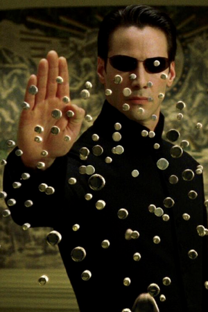 Keanu Reeves is returning as Neo in Matrix 4