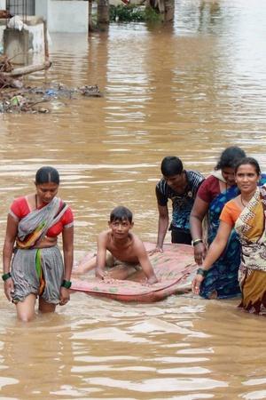 Kerala Floods Maharashtra Floods Karnataka Floods Tamil Nadu Floods