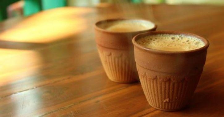 Love Kulhad Chai? Your Favourite Earthen Cups Are Now Coming To Airports & Malls Too
