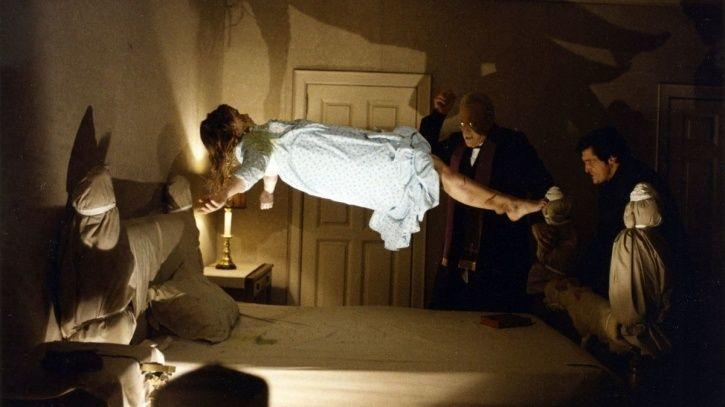Man Who Appeared In The Exorcist