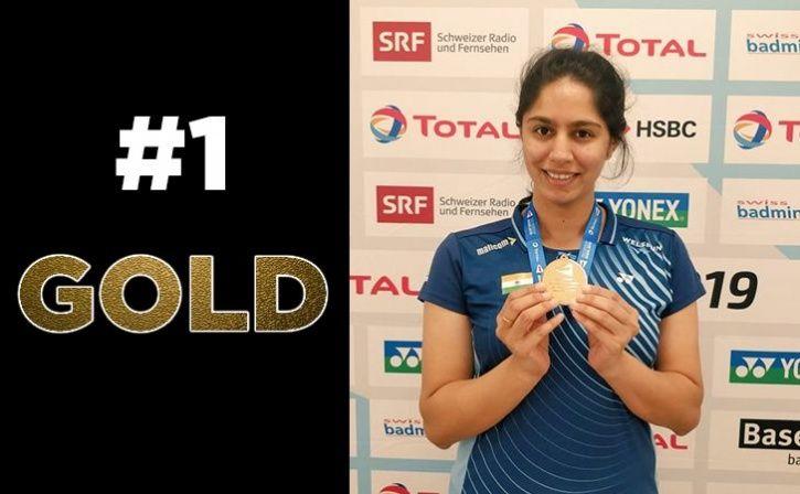 Manasi Joshi Win Gold