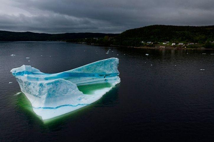 Melting Greenland16
