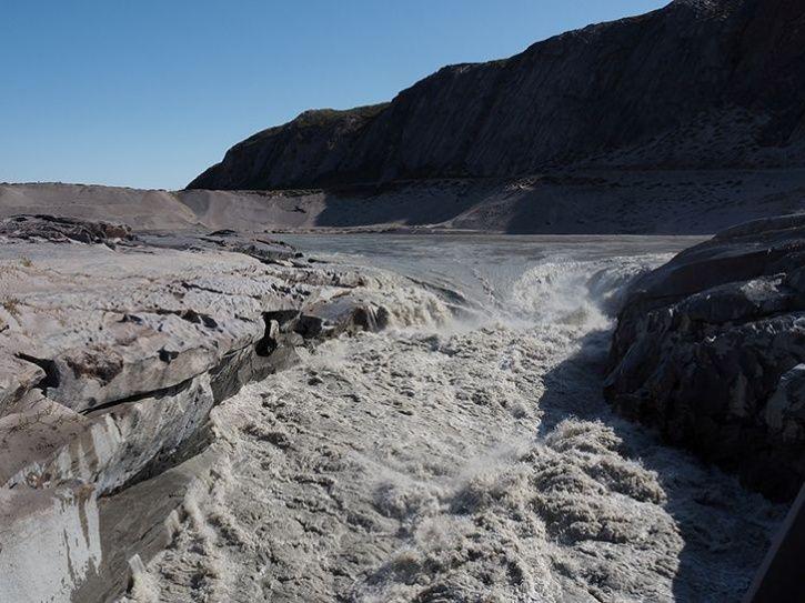 Melting Greenland1