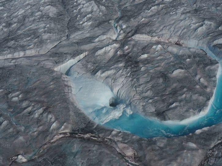 Melting Greenland