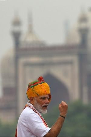Modis Speech On Independence Day India To Have Chief Of Defence More Top News