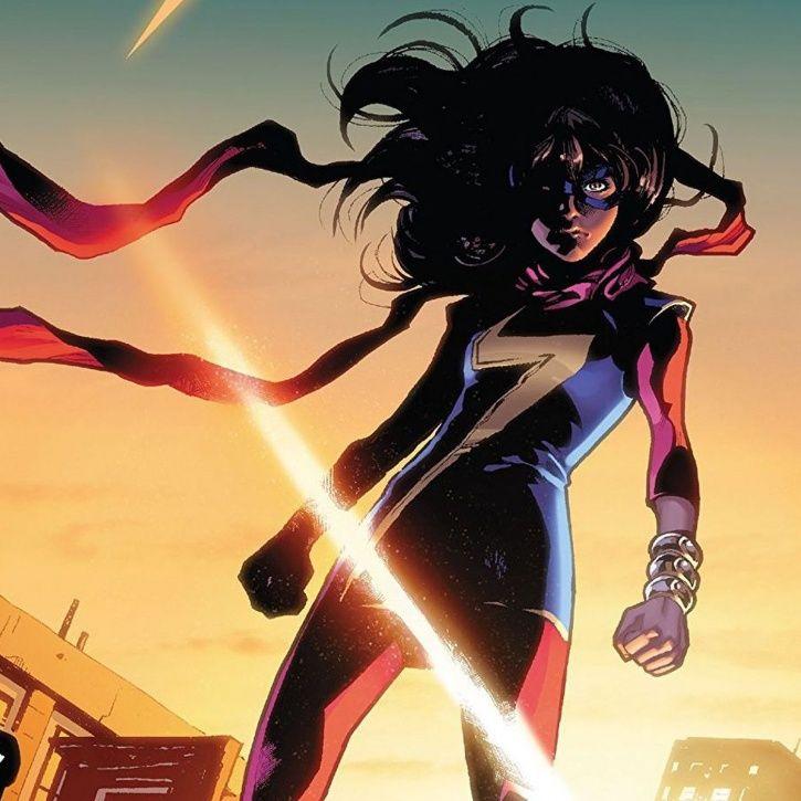 Ms Marvel is Marvel