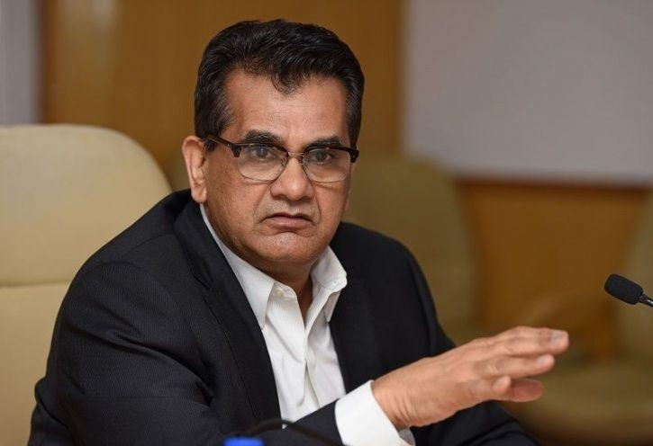 NITI Aayog CEO, Amitabh Kant, India EV Battery Technology, India Electric Cars, India Electric Vehic