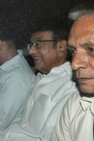 P Chidambaram P Chidambaram Arrest P Chidambaram CBI INX Media Case