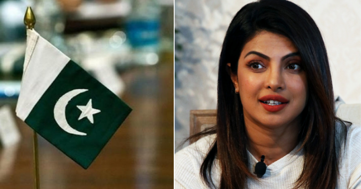 Pak Govt Asks UN To Remove Priyanka Chopra As Goodwill Ambassador, Accuse Her Of Supporting Nuclear