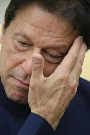 Pakistan FATF Blacklist Terror Funding Imran Khan