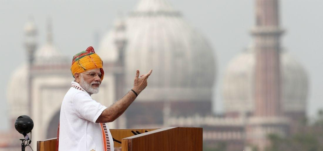 Population Explosion A Problem, Reduce Use Of Plastic Bags: PM Modi On Independence Day