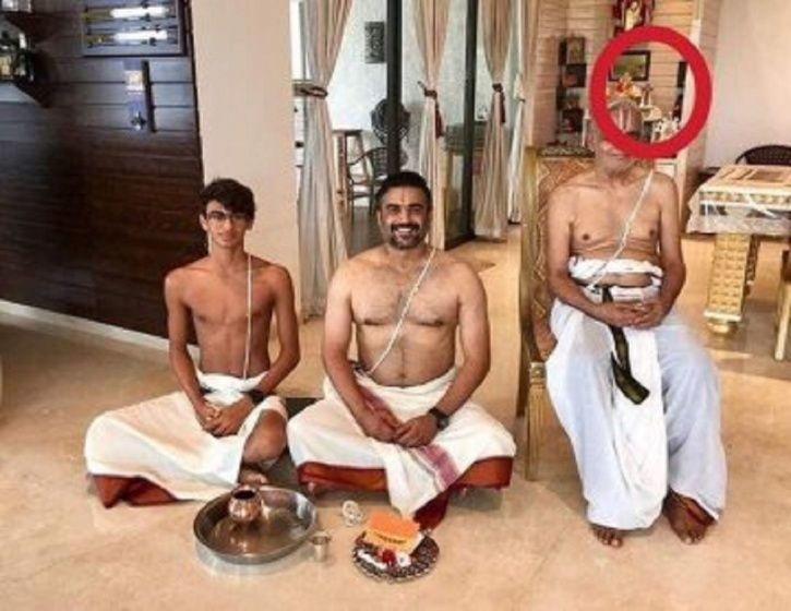 R Madhavan Slams Troll Who Objected To A Cross In His Photo