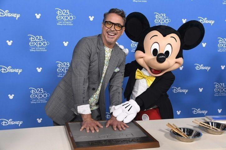 Robert Downey Jr Becomes Disney Legend, Jokes About His Arrest In Disneyland For Smoking Pot