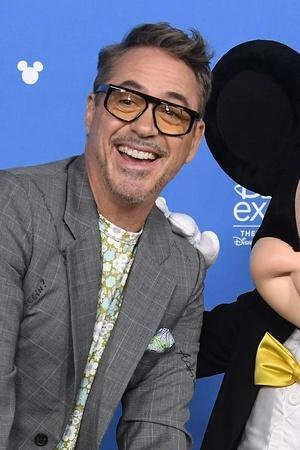 Robert Downey Jr Disney Legend