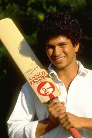 Sachin Tendulkar made 119 not out