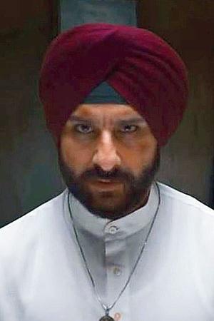 Sacred Games Saif Ali Khan