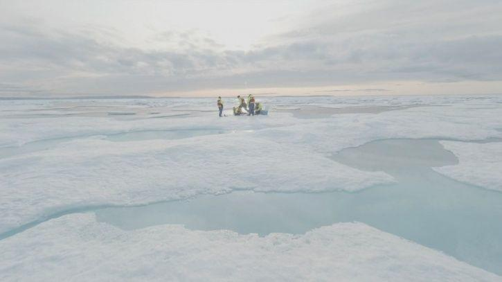 Scientists Are Flustered After Finding Loads Of Microplastics In Arctic Ice & It's A Worrying Sign