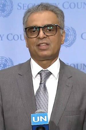 Syed Akbaruddin Syed Akbaruddin Speech UNSC UNSC Kashmir Article 370
