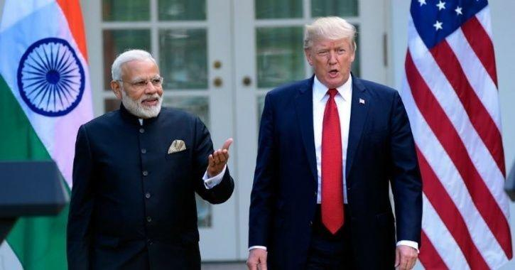 Trump Calls Modi & Imran Khan, Wants India and Pakistan To Reduce Tension In Kashmir