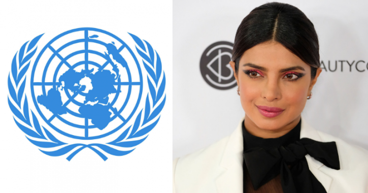 UN supports Priyanka Chopra after Pakistan government demanded her removal as Goodwill ambassador.
