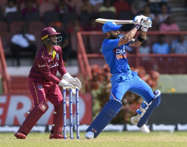 Virat Kohli averages over 60 in ODIs
