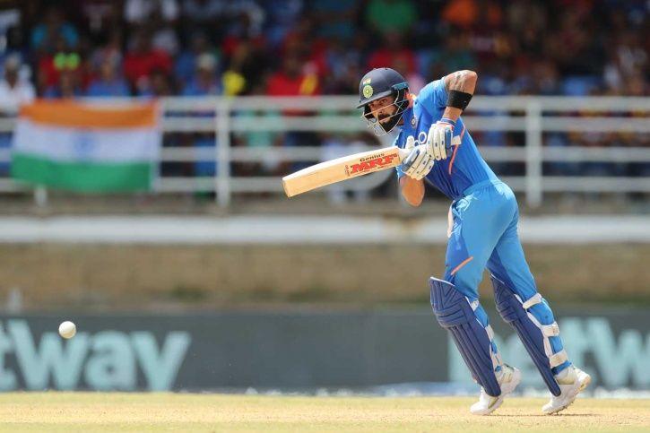 Virat Kohli made 120
