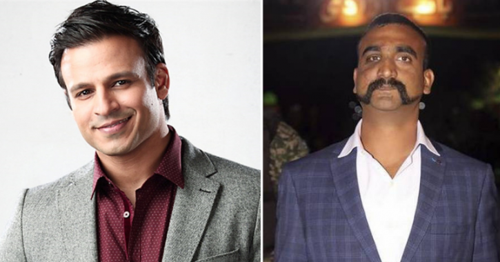 Vivek Oberoi to produce Balakot movie on IAF Wing Commander Abhinandan Varthaman.