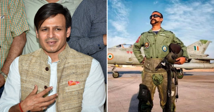 Vivek Oberoi trolled after he announced film on Balakot air strike.