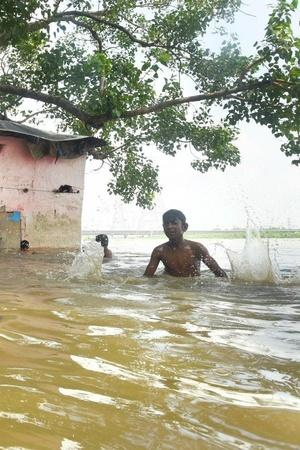Yamuna Flooding Delhi Floods Yamuna Water Level North India Floods