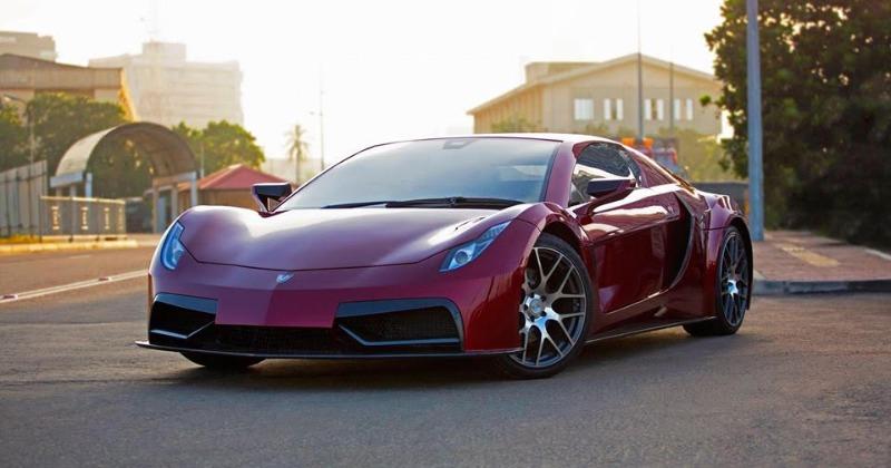 Vega Electric, Electric Supercar