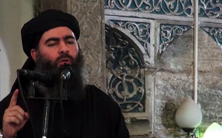 Abu Bakar Al Baghdadi killed