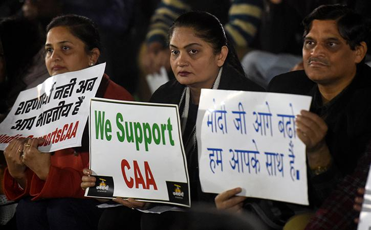 Support Of CAA