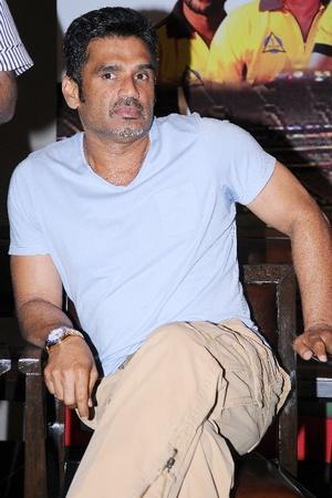 Suniel Shetty