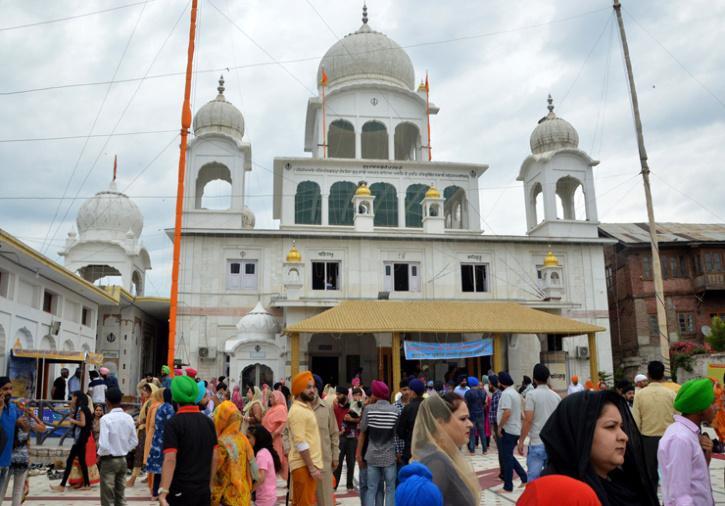 Kashmir Gurdwara