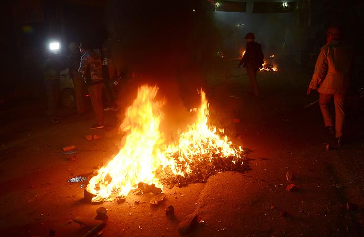 Kanpur Violence