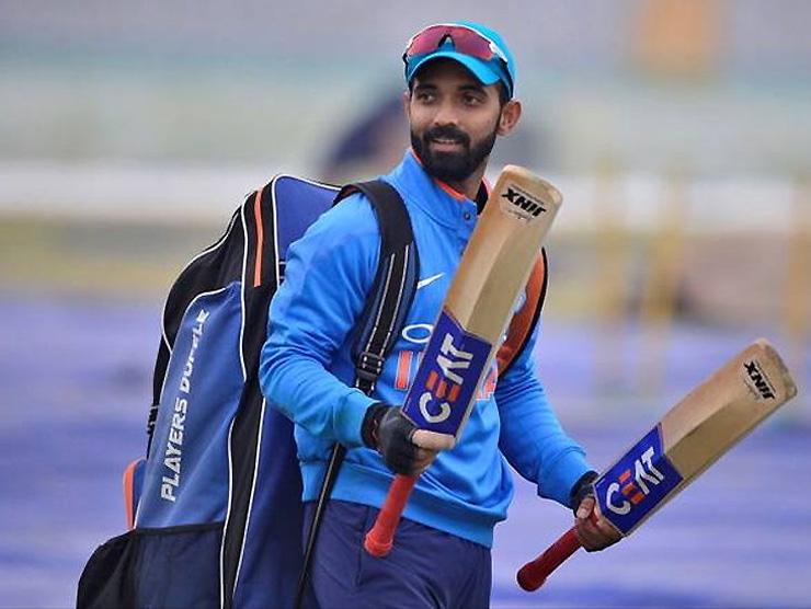 ajinkya rahane team india