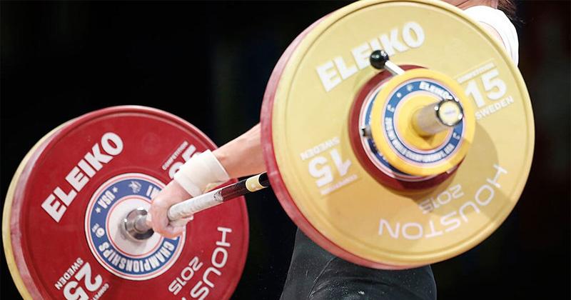 weightlifter seema